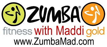 zumba mad, zumba with maddi